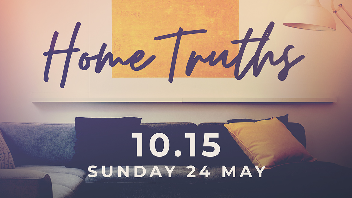 Home Truths YouTube Live Stream